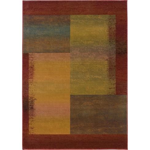 Modern Art Area Rug (5'X8') - image 1 of 1