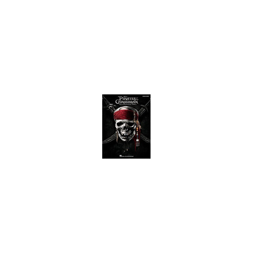 Pirates of the Caribbean on Stranger Tides : Piano Solo (Paperback)