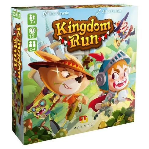 Kingdom Run Board Game - image 1 of 1