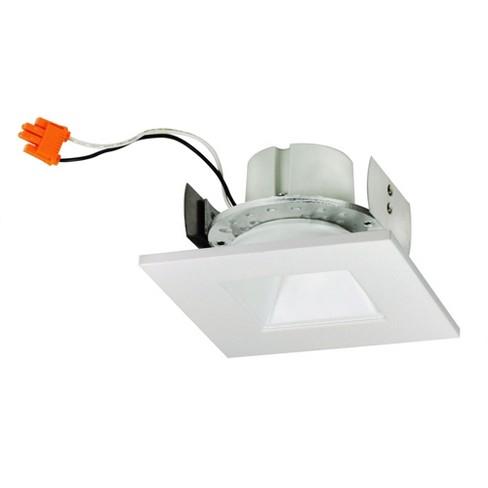 """Nora Lighting NLCBC-45630 Cobalt 4"""" LED 3000K Square Recessed Trim - image 1 of 1"""