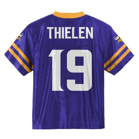 buy popular d35f1 a90d9 NFL Minnesota Vikings Toddler Boys' Thielen Adam Jersey