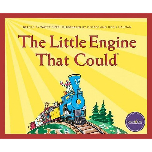 The Little Engine That Could - by  Watty Piper (Hardcover) - image 1 of 1