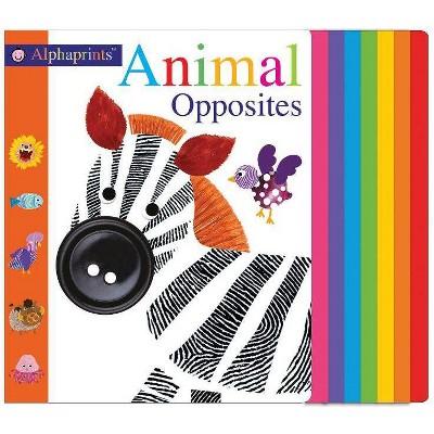 Animal Opposites (Hardcover)(Roger Priddy)
