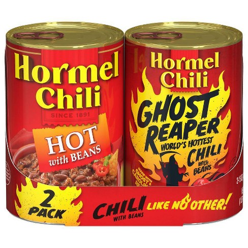 Hormel Chili Ghost Reaper Chili with Beans - 1.87lb - image 1 of 4