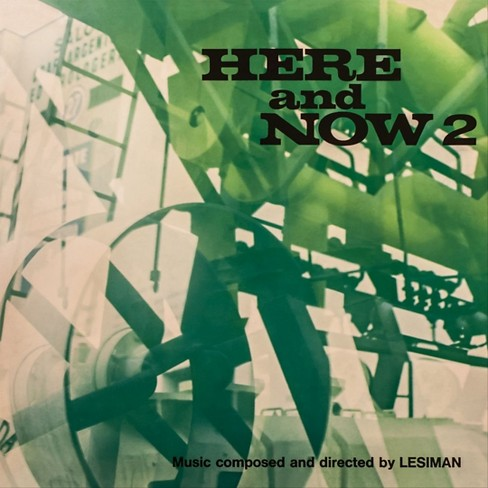 Lesiman - Here and now:Vol 2 (Vinyl) - image 1 of 1