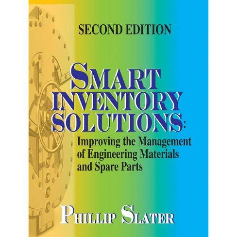 Smart Inventory Solutions - 2 Edition by  Phillip Slater (Hardcover) - image 1 of 1