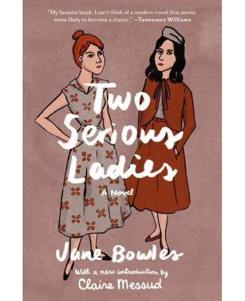 Two Serious Ladies (Paperback) - image 1 of 1