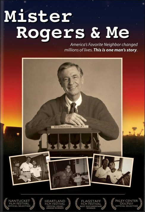 Mister rogers and me (DVD) - image 1 of 1