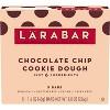 Larabar Fruit And Nut Bar - Chocolate Chip Cookie Dough 5 Bars - image 2 of 3