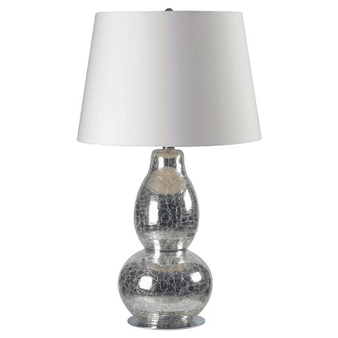 Kenroy Home Table Lamp (Lamp Only) - Chrome - image 1 of 2