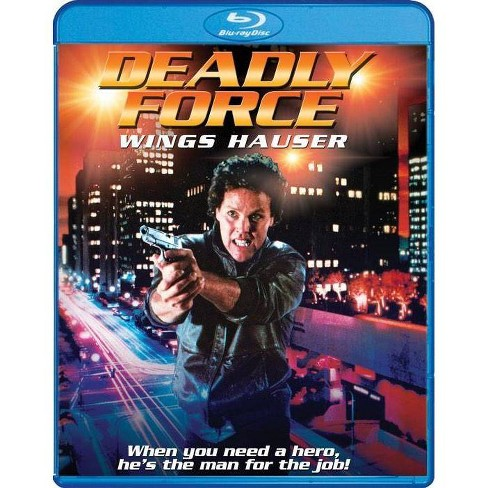 Deadly Force (Blu-ray) - image 1 of 1
