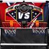 Lancaster 2 Player Junior Indoor Arcade Basketball Dual Hoop Shooting Game Set - image 2 of 4