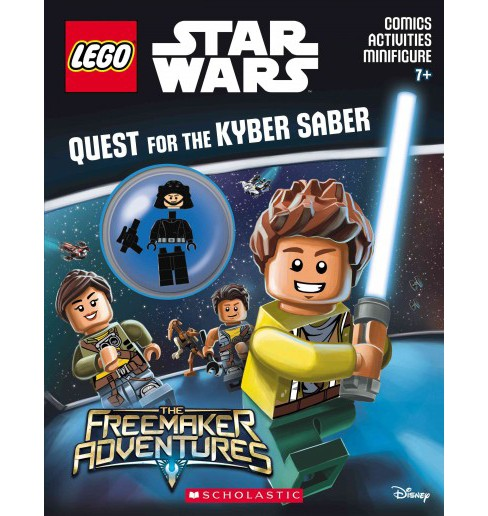 Quest for the Kyber Saber (Paperback) - image 1 of 1