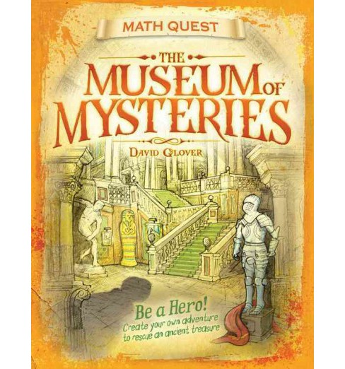 Museum of Mysteries (Reprint) (Paperback) (David Glover) - image 1 of 1