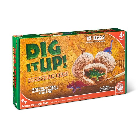 MindWare Dig It Up: Dinosaur Eggs - image 1 of 4