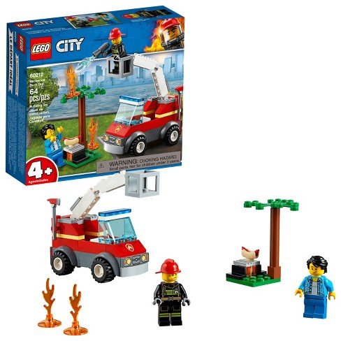 LEGO City Barbecue Burn Out 60212 - image 1 of 7