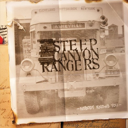 Steep Canyon Rangers - Nobody Knows You (CD) - image 1 of 1