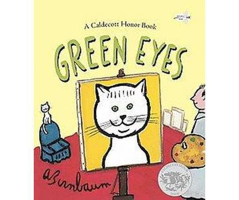 Green Eyes ( Family Storytime) (Reprint) (Paperback) - image 1 of 1