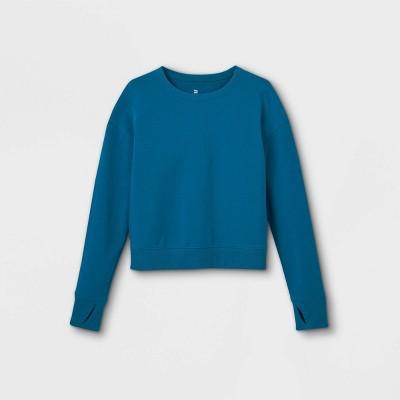 Girls' Pullover Sweatshirt - All in Motion™