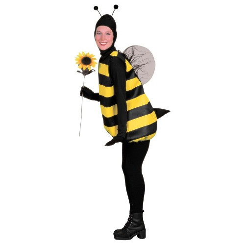 Halloween Women's Bumble Bee Costume, Size: Small