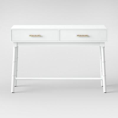 Oslari Painted Console Table White - Opalhouse™