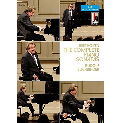 Beethoven:Complete Piano Sonatas (DVD) - image 1 of 1