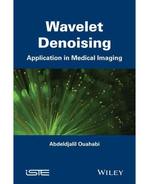Wavelet Denoising : Application in Medical Imaging (Hardcover) (Abdeldjalil Ouahabi) - image 1 of 1