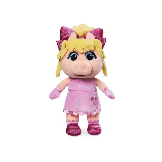 Disney Junior Muppet Babies Miss Piggy Small Plush - Disney store image number null
