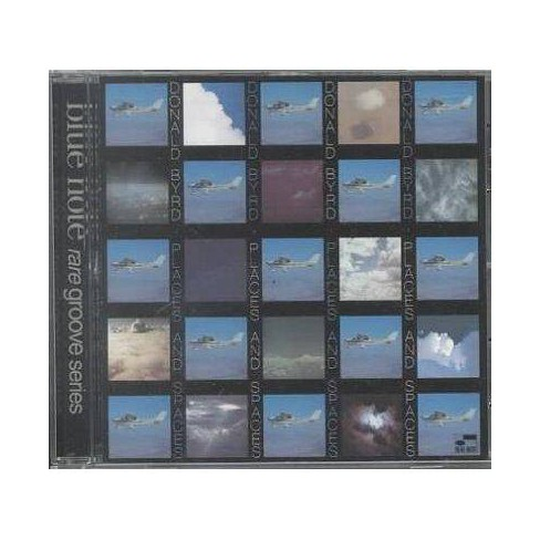 Donald Byrd - Places and Spaces (CD) - image 1 of 1