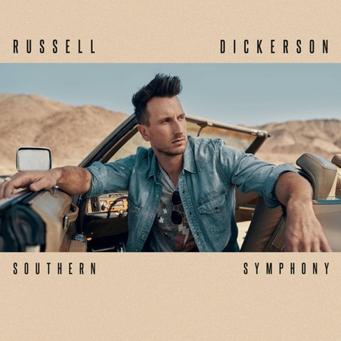 Russell Dickerson - Southern Symphony (CD) - image 1 of 1
