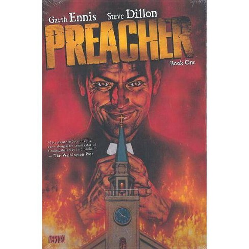 Preacher Book One - by  Garth Ennis (Paperback) - image 1 of 1