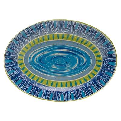 Certified International Tapas Oval Platter (16  x 11.75 )