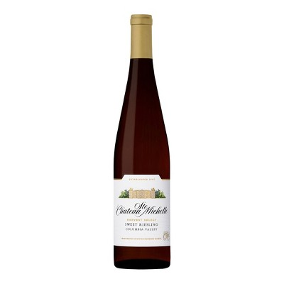 Chateau Ste. Michelle Harvest Sel Riesling White Wine - 750ml Bottle