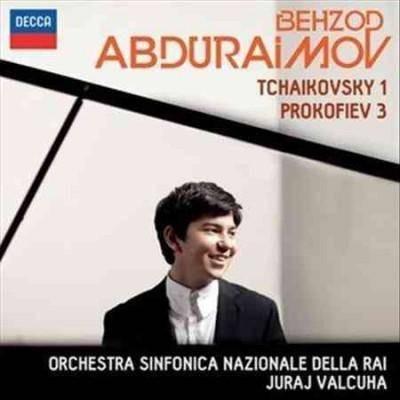 Abduraimov/Valcuha/Orchestra Sinfonica Nazionale d - Tchaikovsky: Piano Concerto No.1; Prokofiev: Piano Concerto No.3 (CD)