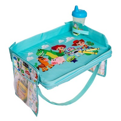 Disney Baby by J.L. Childress 3-in-1 Travel Tray & Tablet Holder - Toy Story
