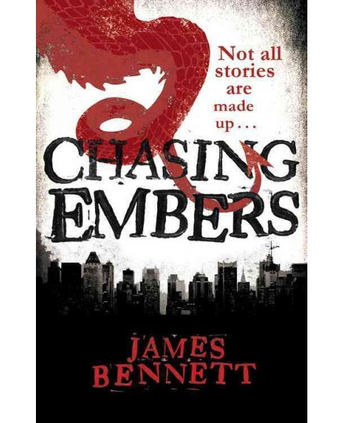 Chasing Embers (Paperback) (James Bennett) - image 1 of 1