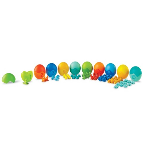 Learning Resources Counting Dino-Sorters Math Activity Set, Ages 3+ - image 1 of 4