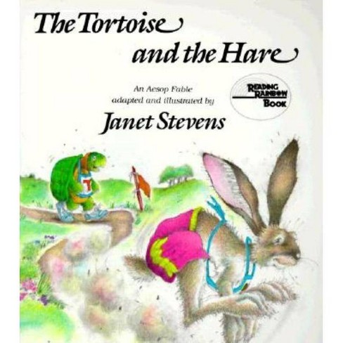 The Tortoise and the Hare - (Reading Rainbow Books) by  Aesop (Paperback) - image 1 of 1
