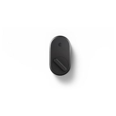August 3rd Generation Technology Smart Lock - Dark Gray