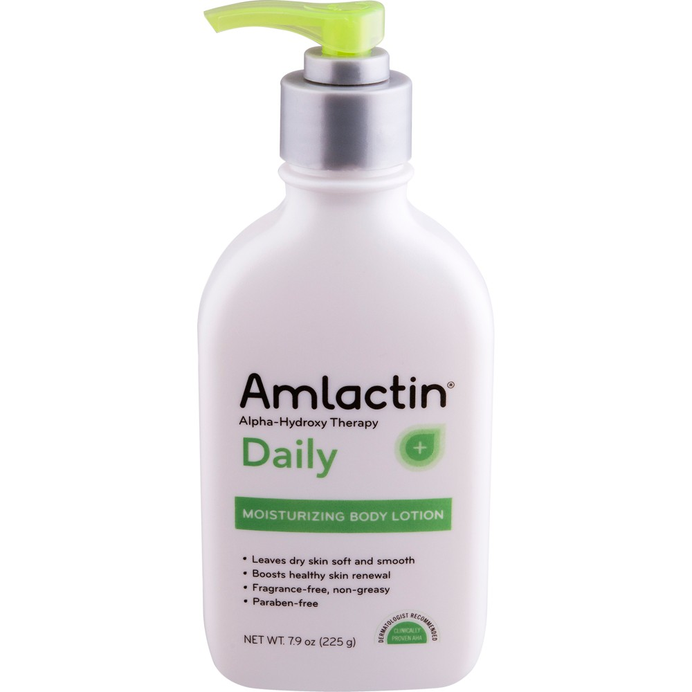 Image of Unscented AmLactin Alpha-Hydroxy Therapy Daily Moisturizing Body Lotion - 7.9oz