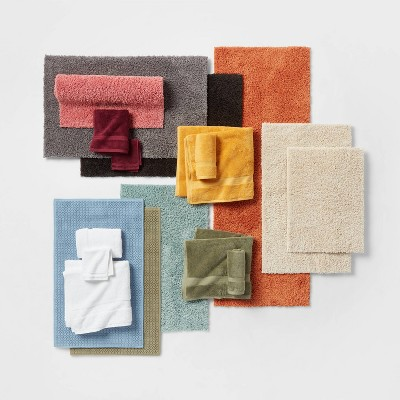 Towels and Rugs Bath Collection - Total Fresh