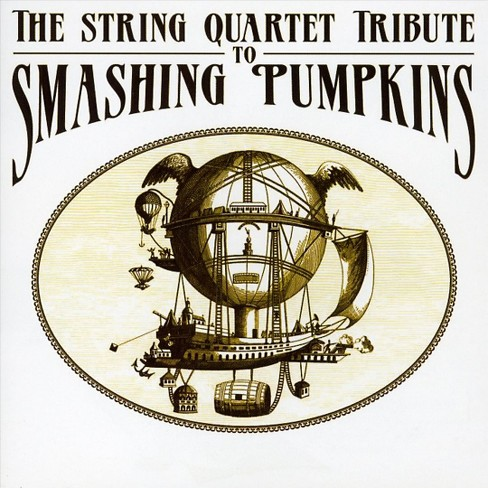 Various - Sq tribute to the smashing pumpkins (CD) - image 1 of 1