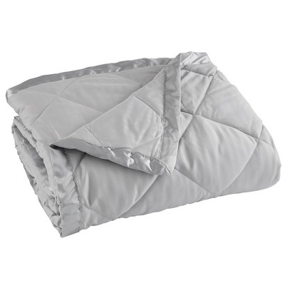Home Fashion Designs Lightweight Down Alternative Quilted Blanket