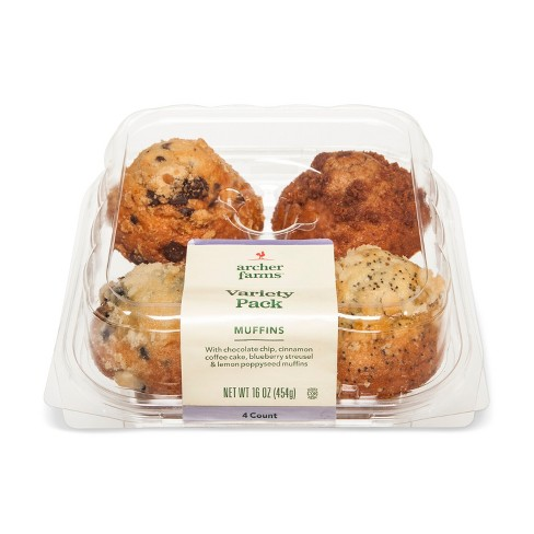 Assorted Muffins - 15.94oz - Archer Farms™ - image 1 of 1