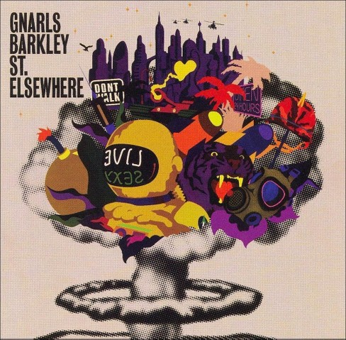 Gnarls Barkley - St. Elsewhere (CD) - image 1 of 1