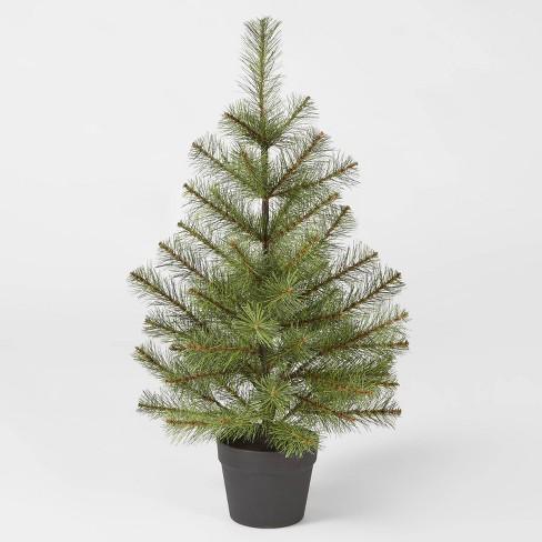 2.5ft Unlit Douglas Fir Potted Artificial Christmas Tree - Wondershop™ - image 1 of 2