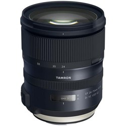 Tamron SP 24-70mm f/2.8 Di VC USD G2 Lens for Canon EF Mount