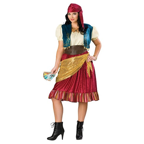 Women's Gypsy Quality Costume - image 1 of 1