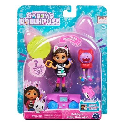 Gabby's Dollhouse Bakey Kitty Karaoke Set