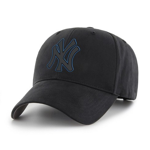 MLB New York Yankees Classic Black Adjustable Cap/Hat by Fan Favorite - image 1 of 2
